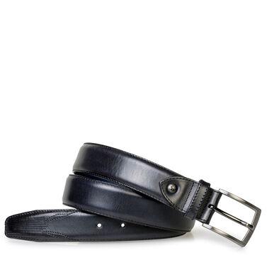 Belt leather