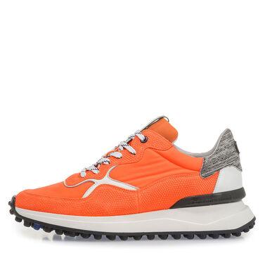 Premium leather sneaker