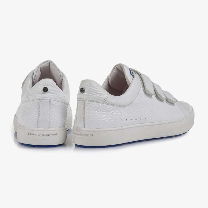 Sneaker mit Klettverschluss