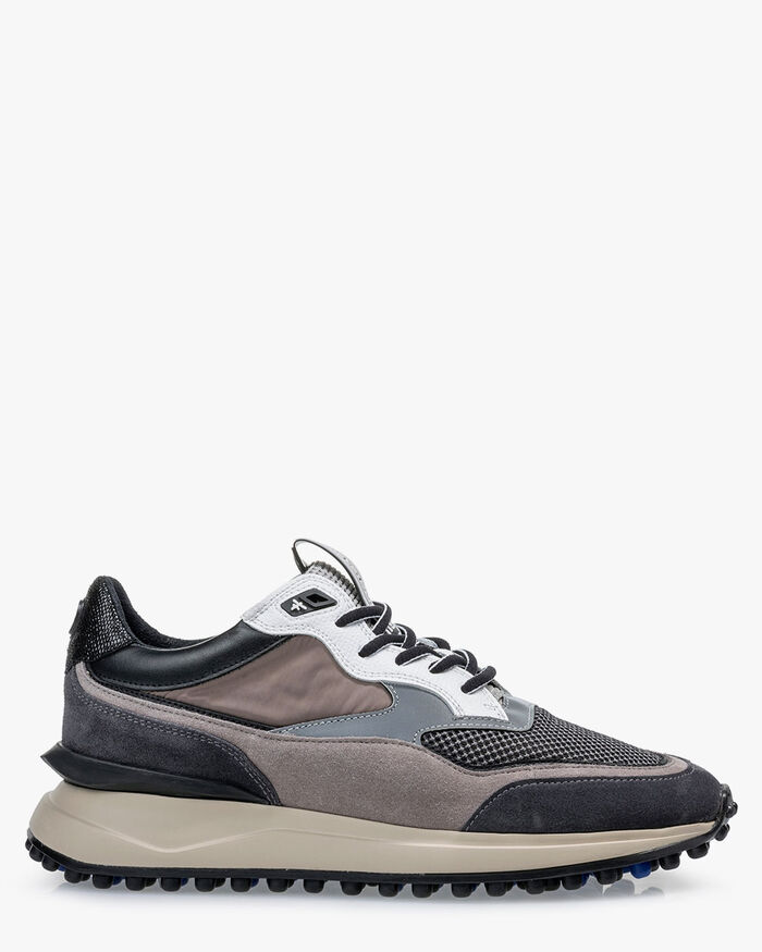 Noppi Sneaker taupe