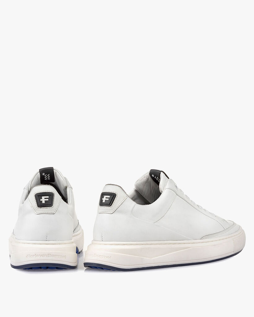 Sneaker Kalbsleder weiß