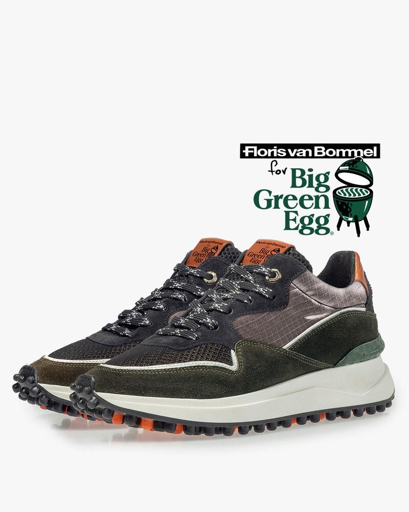 Noppi Big Green Egg Sneaker