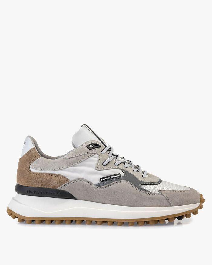 Noppi Sneaker weiß