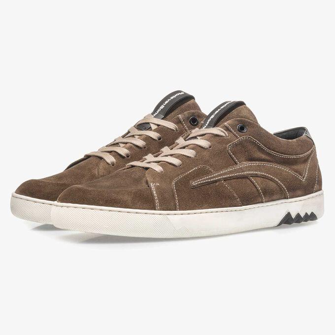 Wildleder-Sneaker