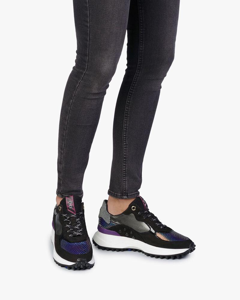 Noppi Sneaker rosa metallic