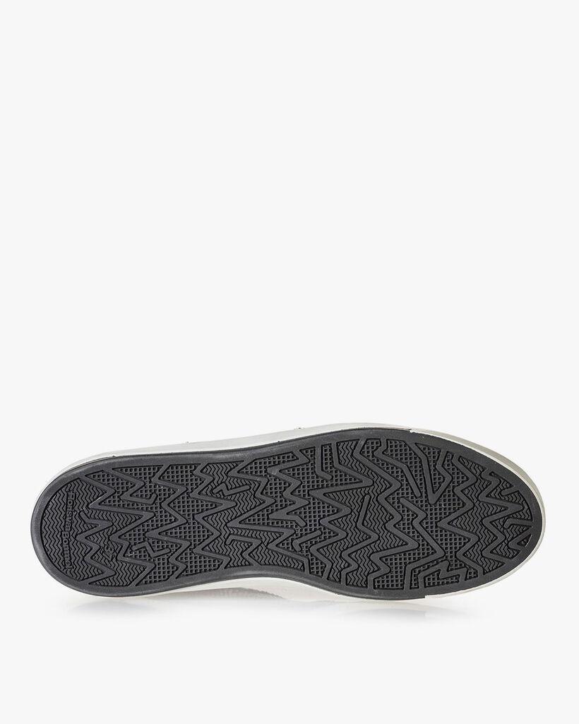 Sneaker Schlangenprint kupfer