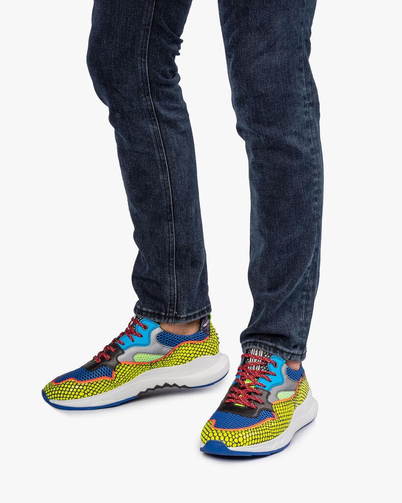 Bulki sneaker yellow