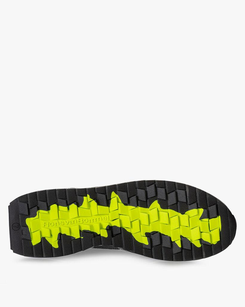 Sharki Sneaker dunkelgrau