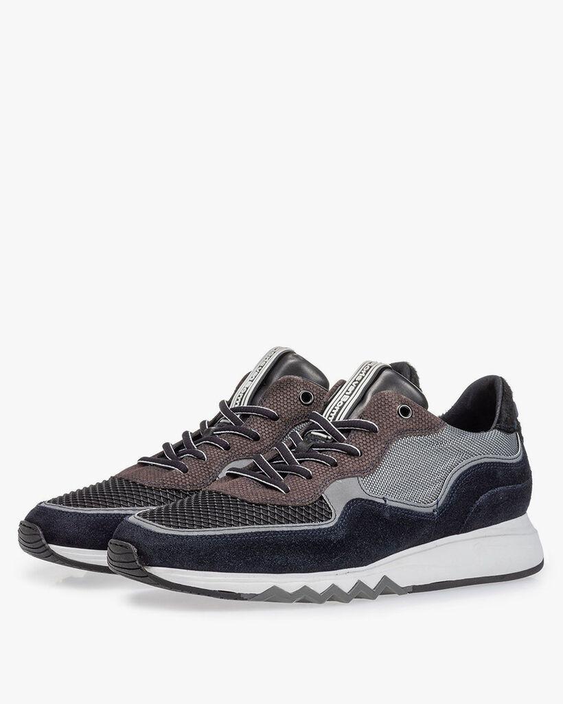 Nineti Sneaker schwarz