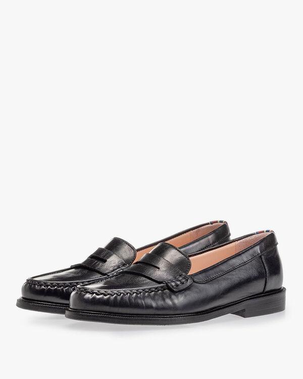 Loafer schwarz Nappaleder