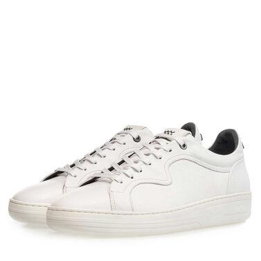 Premium Kalbsleder-Sneaker