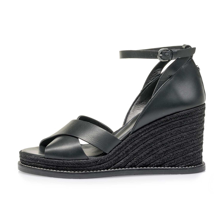 Schwarze Bommel® Sandale Van 8591504Floris Leder Jl5KcuT1F3