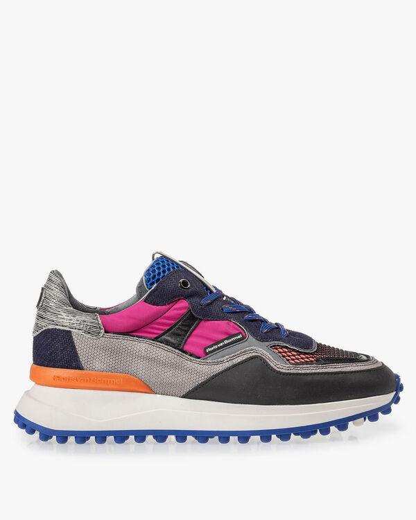 Noppi Sneaker violett