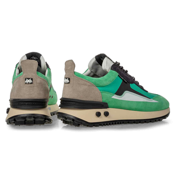 Sneaker Space Invaders green