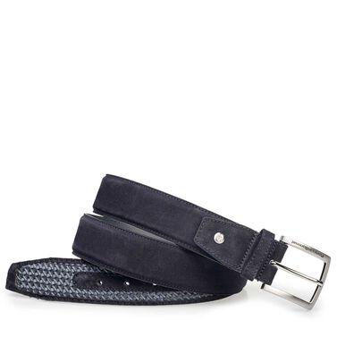 Floris van Bommel leather men's belt
