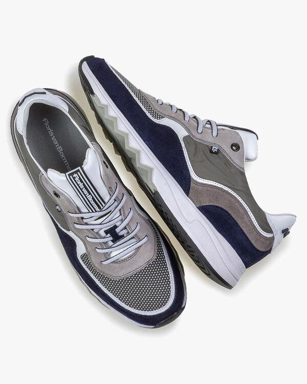 Nineti textile grey