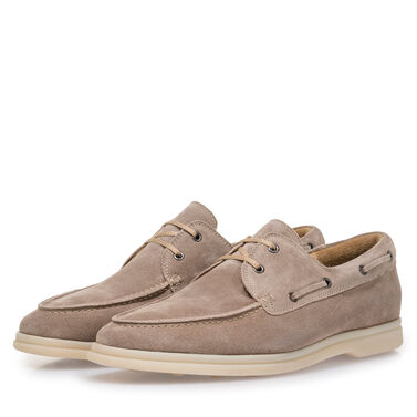 Casual boat shoe