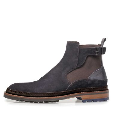 Leather Chelsea Boot wit welt