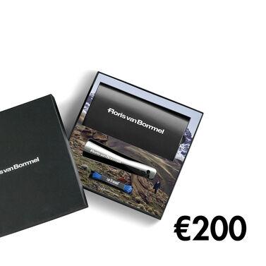 Floris van Bommel Geschenkkarte