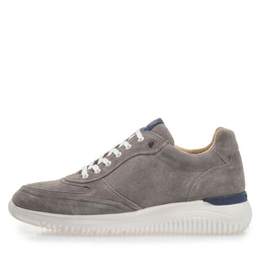 Leather sneaker Van Bommel