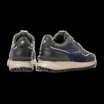 Noppi Sneaker blau