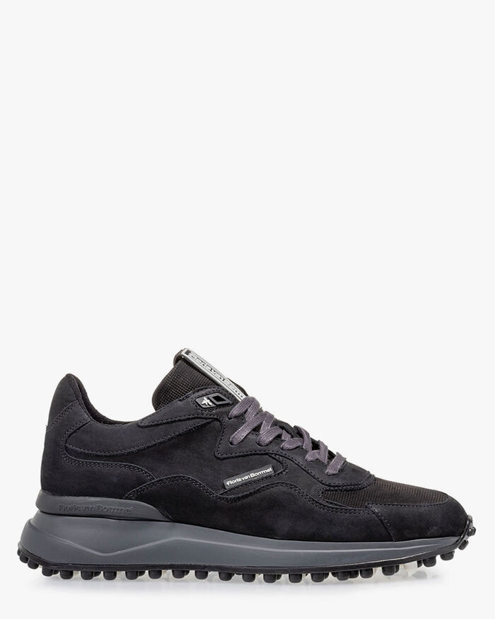 Noppi sneaker black