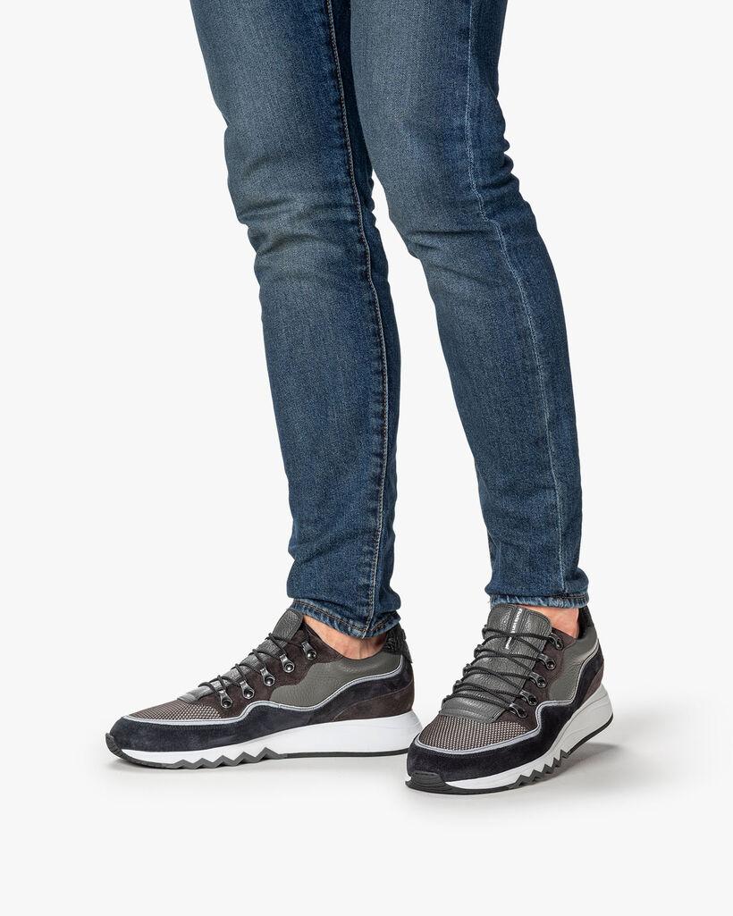 Nineti sneaker dark grey