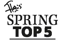 Floris spring top 5