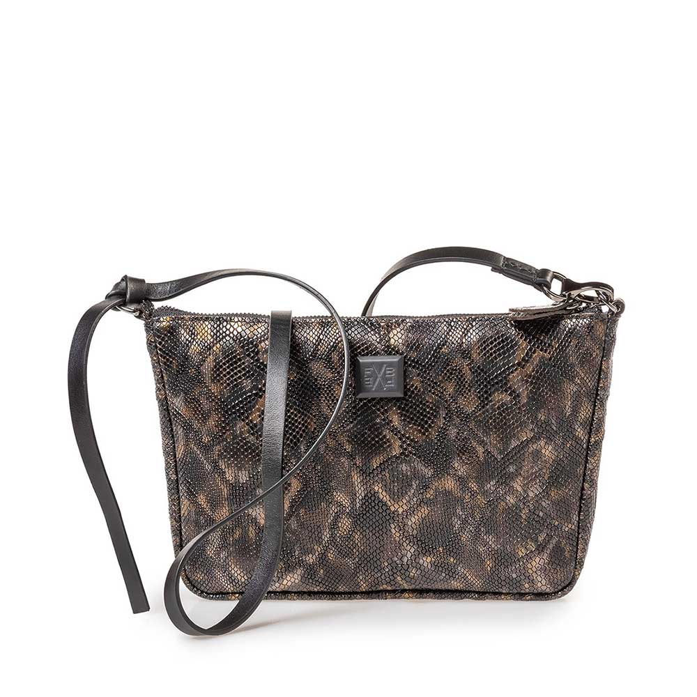89019/32 - Bag croco print copper