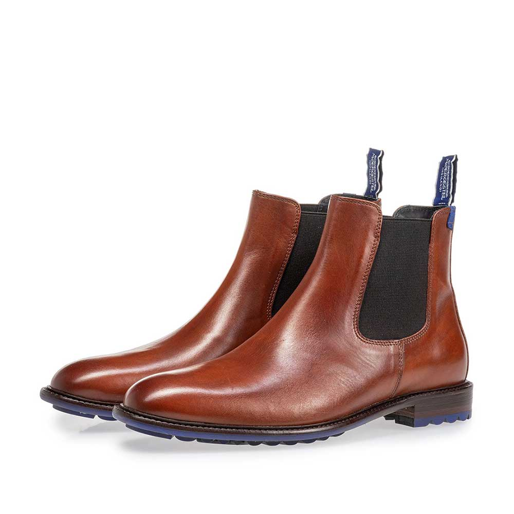 10902/35 - Chelsea boot calf leather cognac