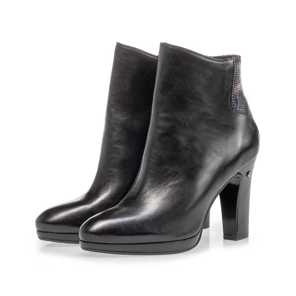 85656/03 - Ankle boot nappa leather anthracite